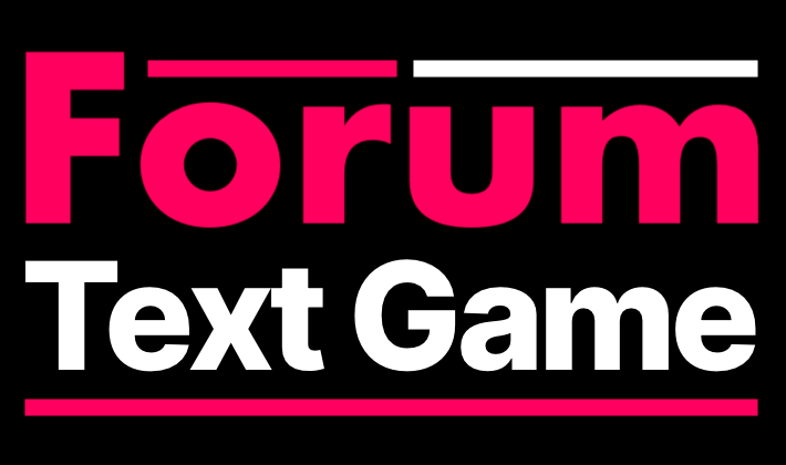 Text Game Forum